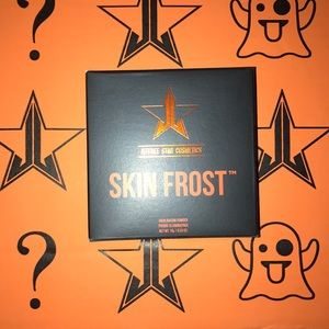 Limited edition Jeffree Star ⭐️ skin frost